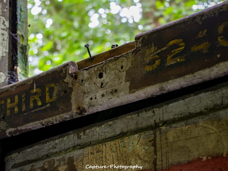 Abandoned Sussex Railway.