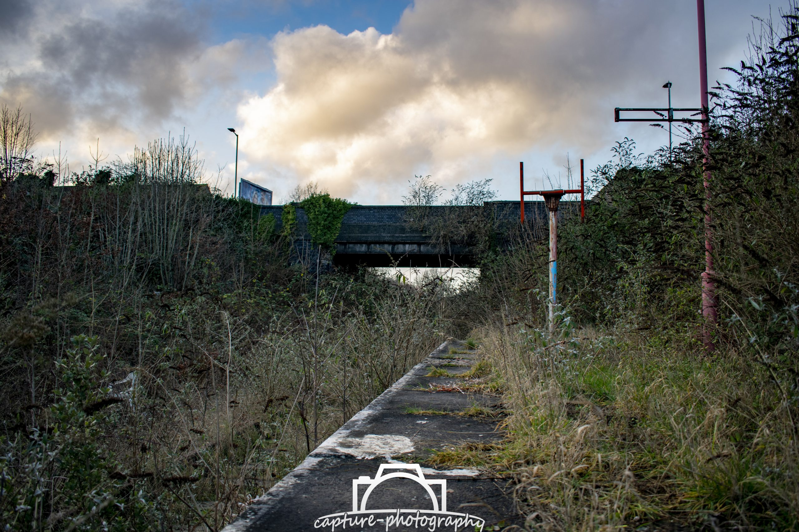 Croxley Green Disused Rail Link.